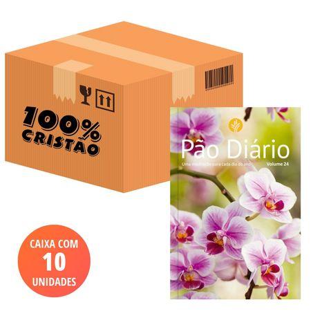 Caixa-Pao-Diario-Volume-24-Edicao-2021-10-Unidades--Flores