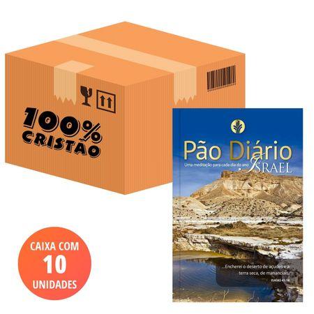 Caixa-Pao-Diario-Volume-24-Edicao-2021-50-Unidades-Israel