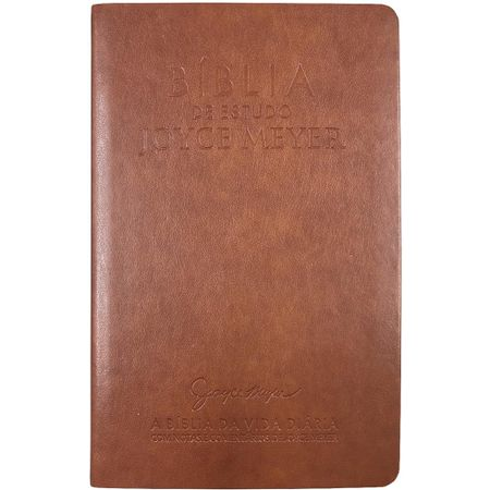 Biblia-de-Estudo-Joyce-Meyer-Marrom