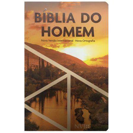 Biblia-NVI-Nova-Ortografia-Semi-Luxo-Por-do-Sol