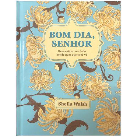 Bom-dia-Senhor-Sheila-Walsh