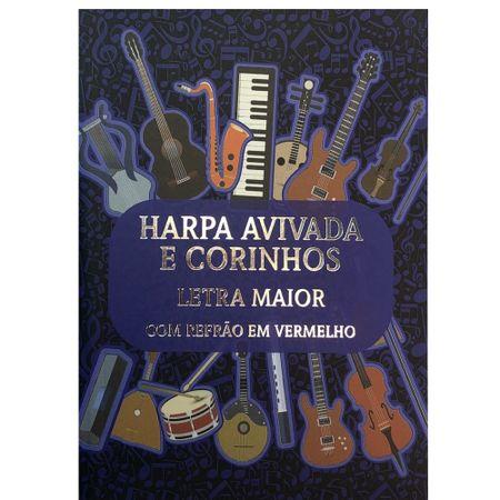 Harpa-Avivada-e-Corinhos---Letra-Hipergigante---Brochura---Notas-Musicais