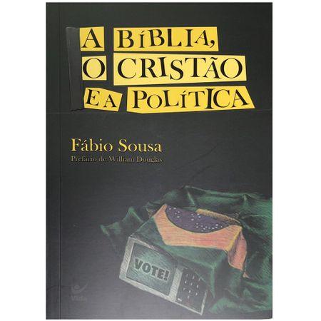 A-Biblia-o-Cristao-e-a-Politica