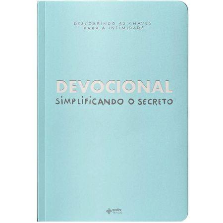 Devocional-Simplificando-o-Secreto