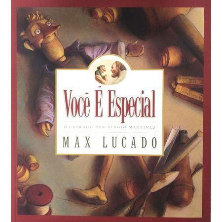 Voce-e-Especial-Max-Lucado-Infantil