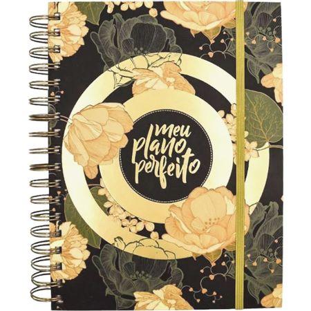 Meu-Plano-Perfeito---Capa-Dura---Flores---Dourado