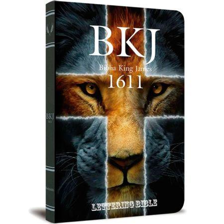 Biblia-King-James-1611---Lettering-Bible---Cruz-Leao