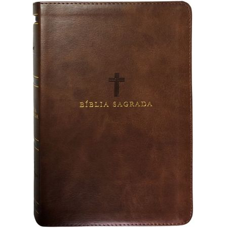 BIBLIA-MARROM-ACF