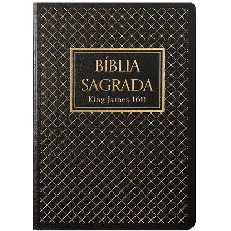 Biblia-King-James-1611-luxo-PRETA