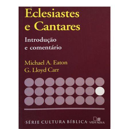 Eclesiastes-e-Cantares-Introducao-e-Comentario