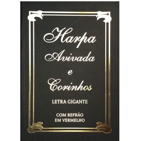 Harpa-Avivada-e-Corinhos---Letra-Gigante---Brochura