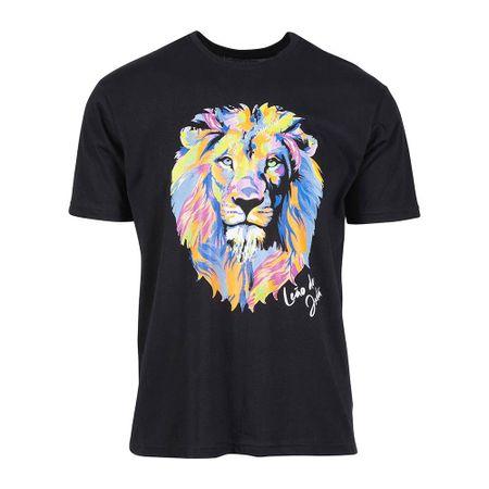 Camiseta-Rei-dos-Reis-Leao-Colorido