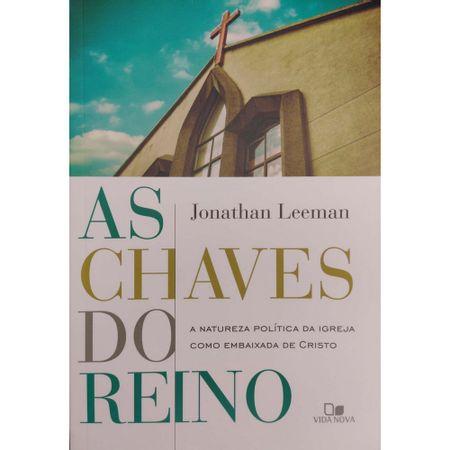 As-Chaves-do-Reino-Jonathan-Leeman