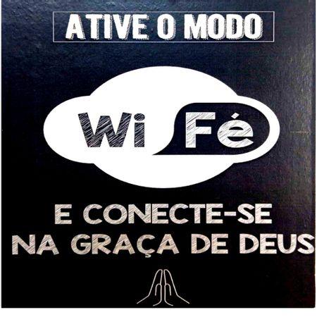 Quadro-MDF-Pequeno-13x13---Ative-o-Modo-Wi-Fe