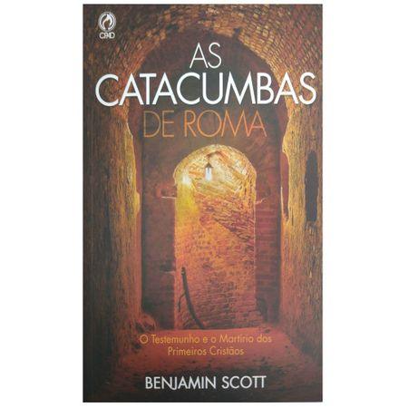 As-Catacumbas-de-Roma-Benjamin-Scott
