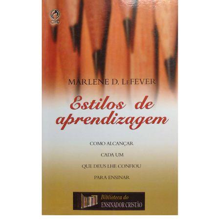 Estilos-de-Aprendizagem-Marlene-Lefever