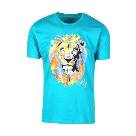Camiseta-Leao-Colorido-Jade