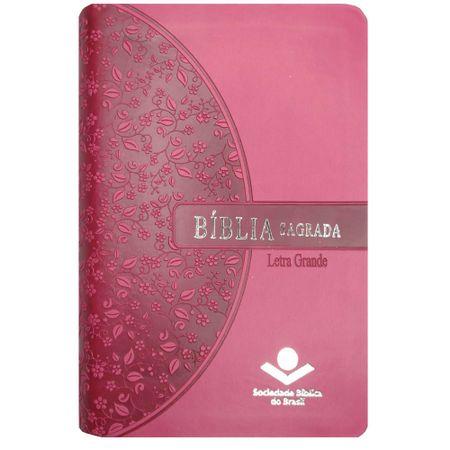 Biblia-Sagrada-NTLH-Letra-Grande-Borda-Florida-Pink
