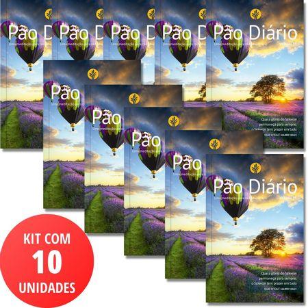 Kit-Pao-Diario---Volume-25---Edicao-2022---Capa-Paisagem-10-unidades